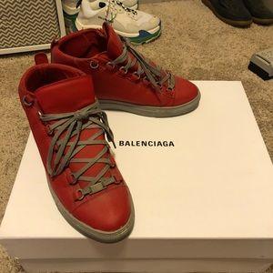 """High top """"Arena"""" Balenciaga Sneakers"""